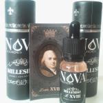 """Lodewijk XVIII uit de """"vintage"""" reeks van Nova Liquides"""
