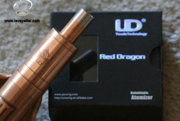 Red Dragon van UD (YOUDE)