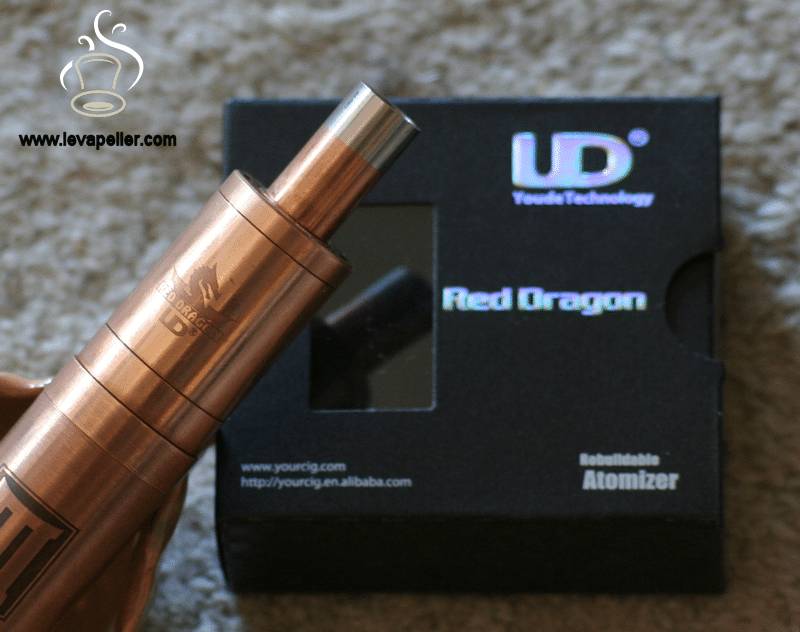 Red Dragon di UD (YOUDE)
