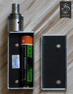 Cloupor mini 30W V2 open