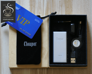 Cloupor mini 30 W V2 box
