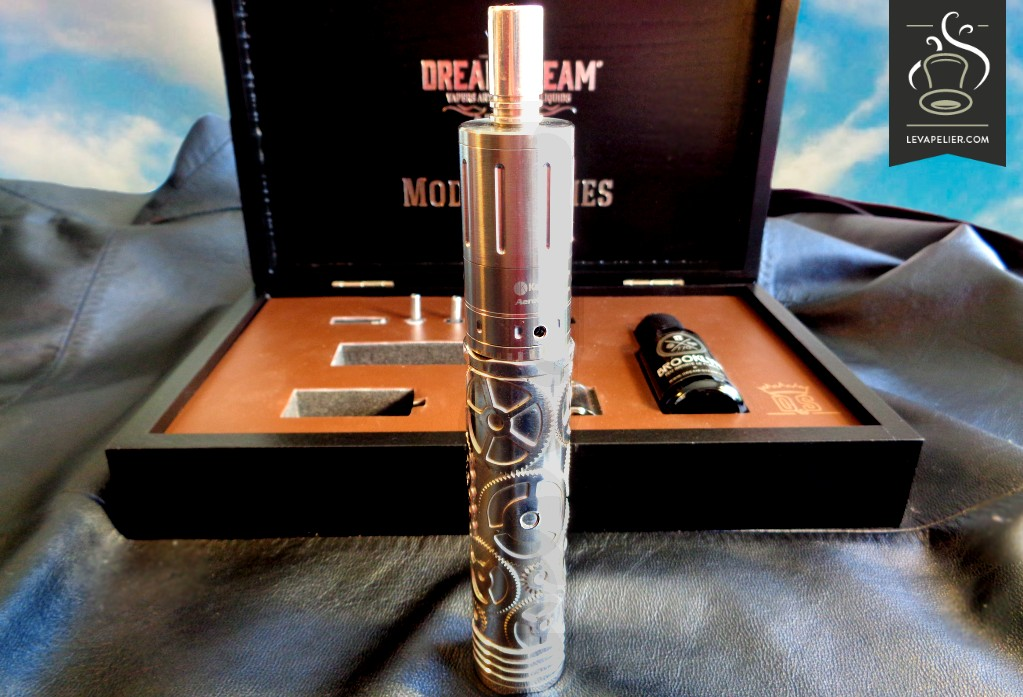 Modern Times (Silver Plated Luxury Box) by Dream Steam