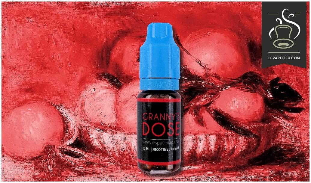 Granny's Dose (Addiction Range) door Espace Vap