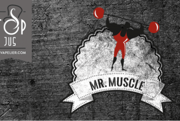 "Mr Muscle (Black Cirkus reeks ""Vapers Edition"") door Cirkus"