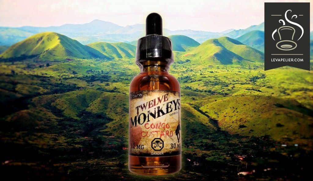 Congo Custard door Twelve Monkeys