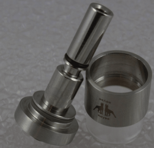 doggy style drip tip chambre