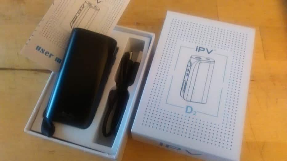 ipv d2 package