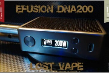 EFusion van Lost Vape