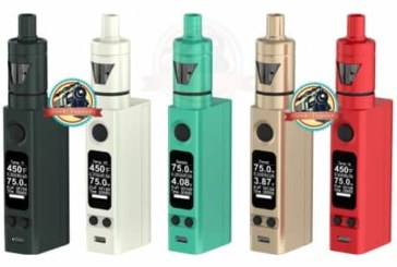 Evic vtc mini par Joyetech [Flash Test]