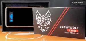 Asmodus Snow Wolf 200 pack