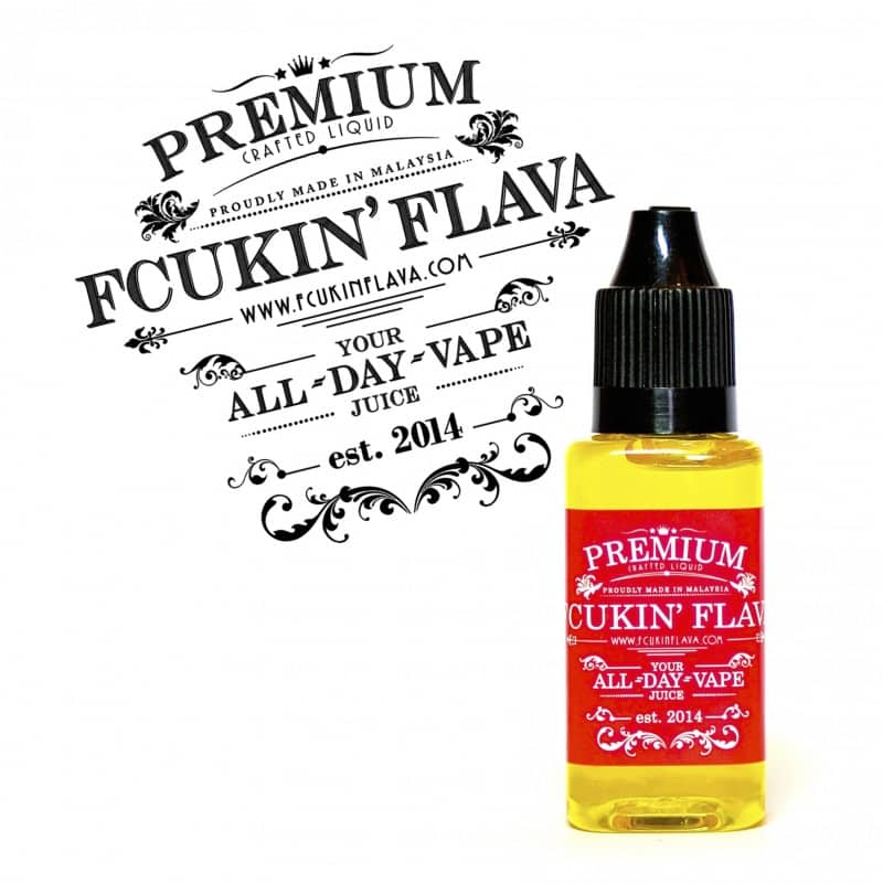 Red Label par Fcukin Flava [Flash Test]
