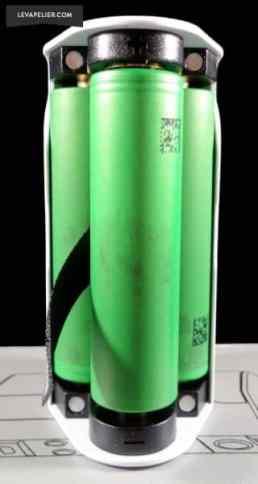 Wismec Reuleaux RX 200 accus