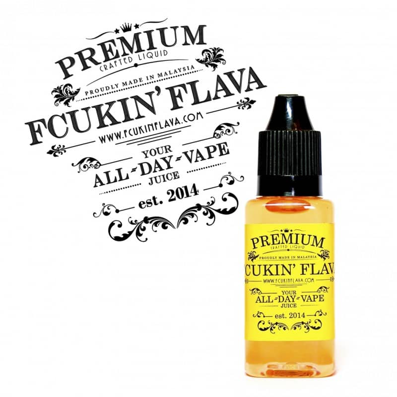 Yellow Label par Fcukin Flava [Flash Test]