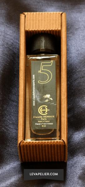 Claude Henaux n°5 Prez