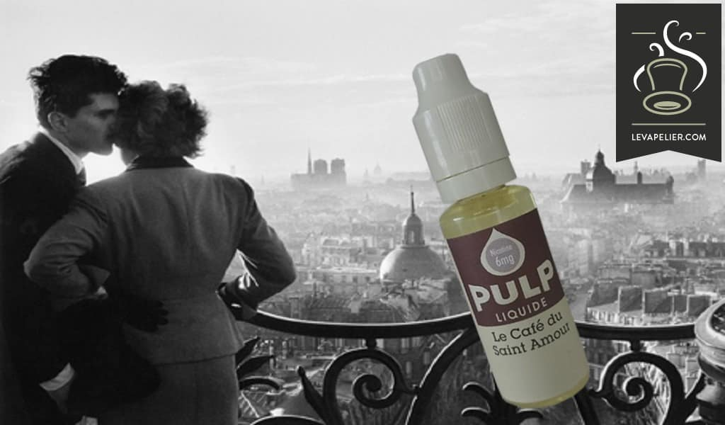 The coffee of Saint love by Pulp