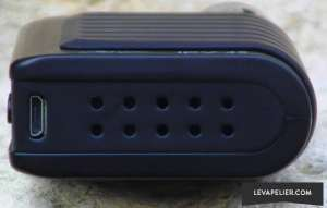 P4Y - IPV 4S -2 vents and connector