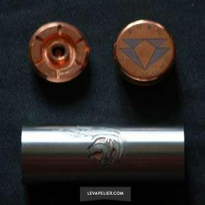 Kurgan top and bottom caps 2