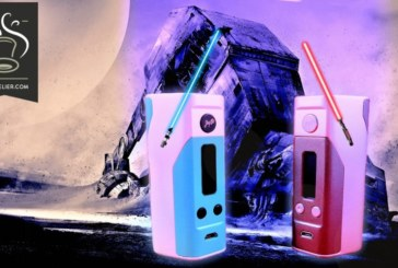 Reuleaux DNA200 vs. Reuleaux RX200: de Star Wars!