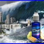 Tsunami door Vg Cloud door Savourea