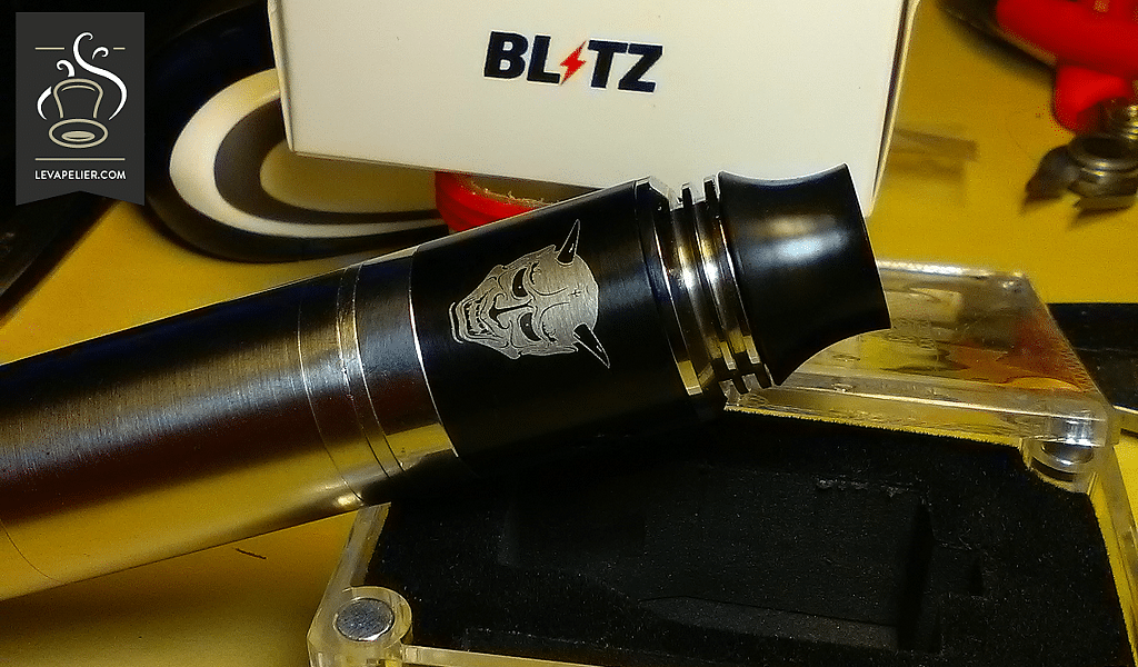Hannya RDA di Blitz Enterprises