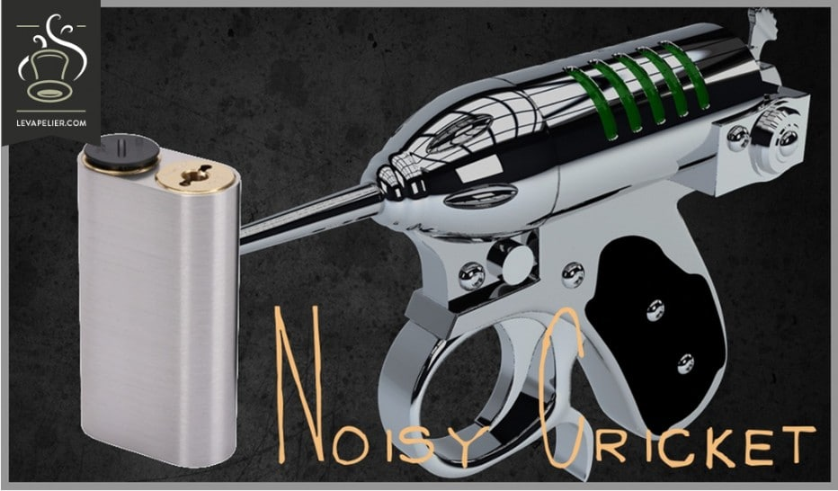 Noisy Cricket par Wismec