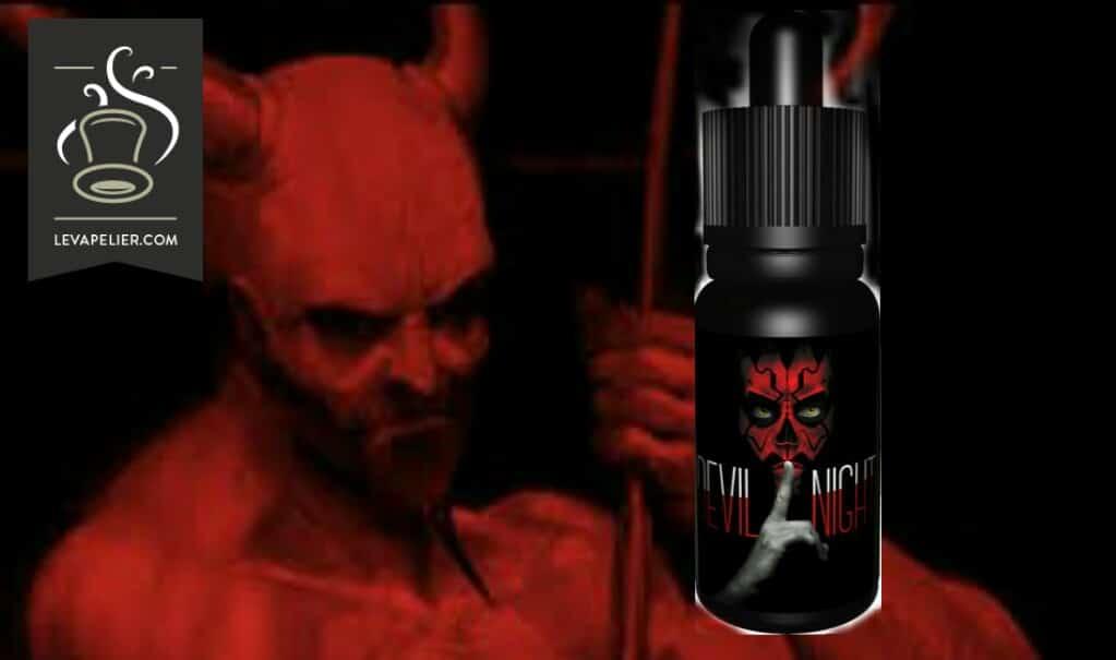 Devil Night (serie Dark Story) di Alfaliquid