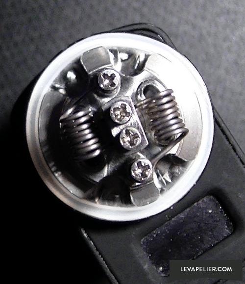 UD Mini Goblin V2 DC-montage