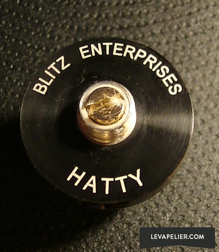 Hatty Bottom cap