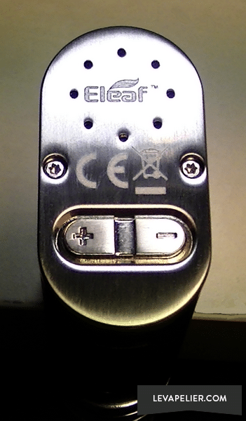 Eleaf PICO Bottom cap