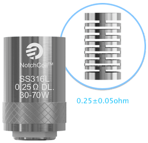 Joyetech Cuboid Mini Notch COil