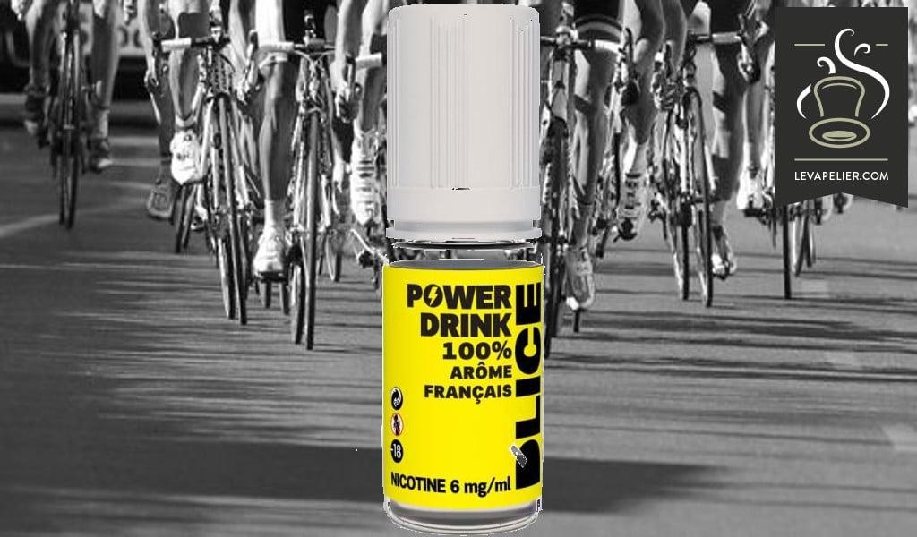 Power Drink van D'LICE