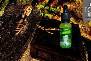 RE-ANIMATOR II by The French liquid