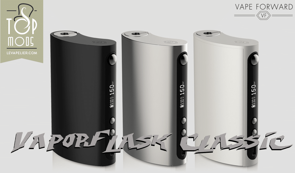 Vaporflask Classic by Vape Forward