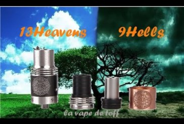 13heavens 9Hells by Compvape [VapeMotion]