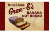 Banana nuts bread par Mister E-liquid [VapeMotion]
