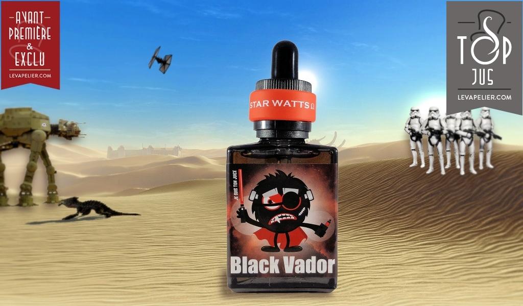 Black Vador (gamme Star Watts) par Evaps
