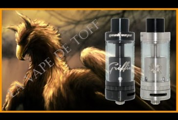 Griffin par Geek Vape [VapeMotion]
