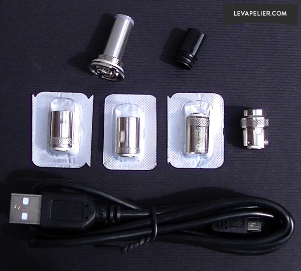 eGrip II joyetech accessoires