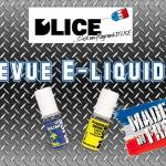 """ LE SULTAN"" et le "" POWER DRINK"" par D'LICE [VapeMotion]"