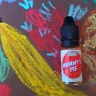 Mummy's Pie par Les bons Aromes [VapeMotion]