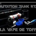 RTA Tank Mutation by Unicig [VapeMotion]