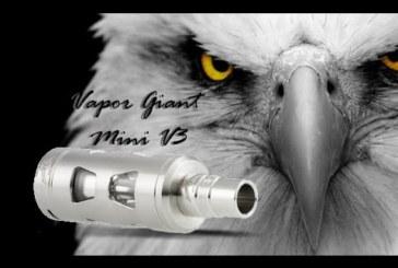 Vapor Giant mini v3 van Niko Vapor [VapeMotion]