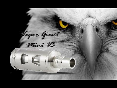 Vapor Giant mini v3 par Niko Vapor [VapeMotion]