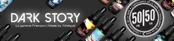 e-liquid alfaliquid dark story