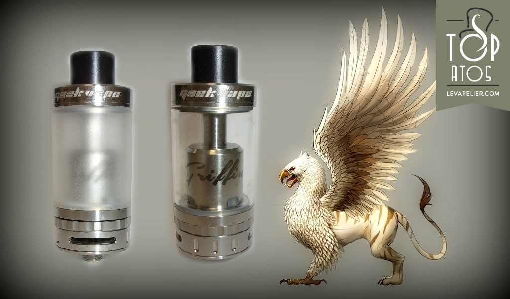 Griffin 25 RTA door Geek Vape
