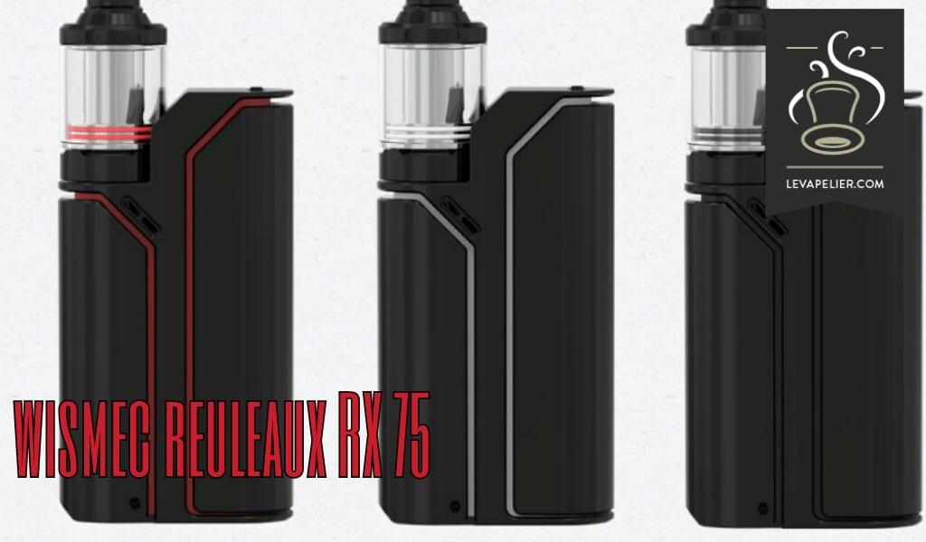 Reuleaux RX 75 par Wismec