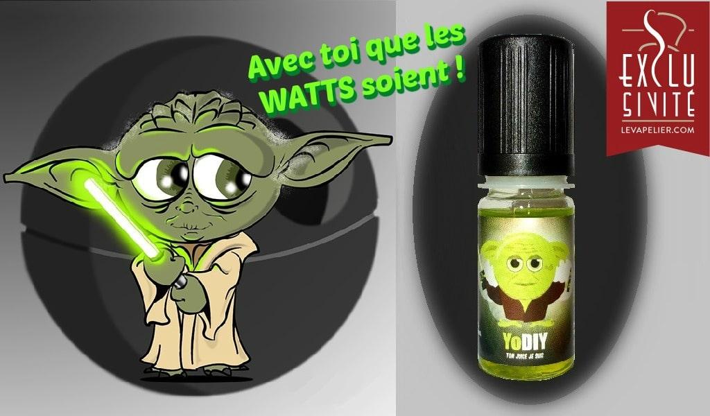Yodiy (Star Watts range) by Evaps