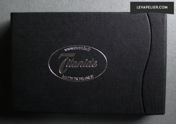 Titanide box
