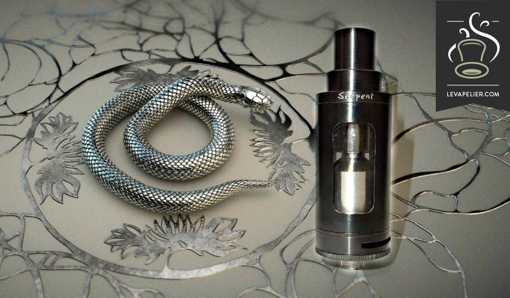 Serpent RTA par Wotofo