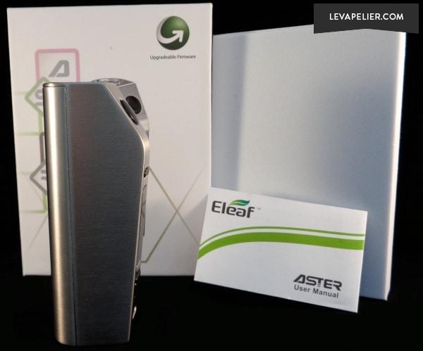 Eleaf Aster Pack